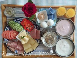 Rum och frukost i vittinge
